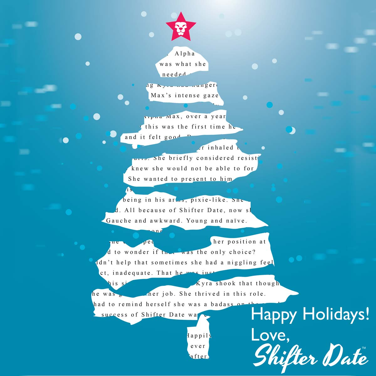 Happy Holidays! Love, Shifter Date